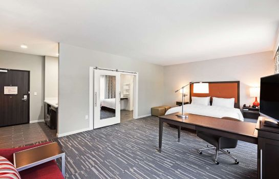 Kamers Hampton Inn - Suites Houston-Atascocita TX