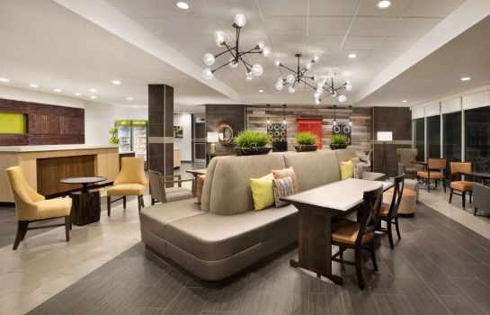Hotelhalle Home2 Suites by Hilton Houston Webster