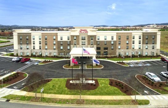 Exterior view Hampton Inn & Suites  by Hilton Nas Hampton Inn & Suites  by Hilton Nas