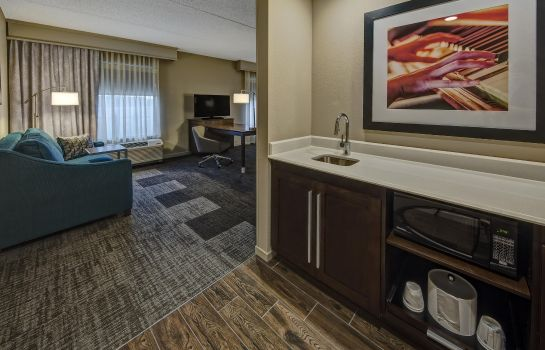 Hotel-Bar Hampton Inn - Suites  by Hilton Nashville Hendersonville TN