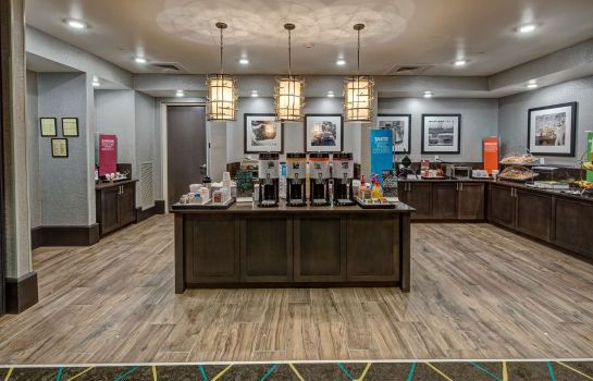 Restaurant Hampton Inn & Suites  by Hilton Nas Hampton Inn & Suites  by Hilton Nas