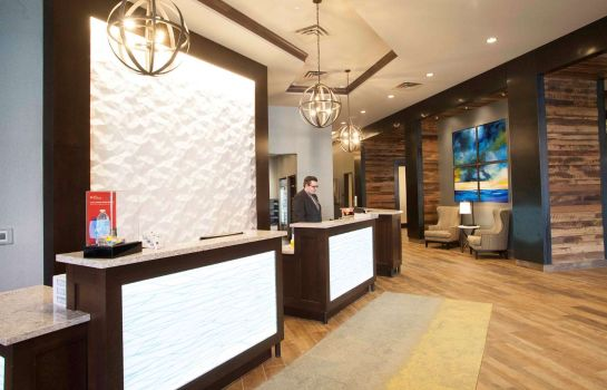 Hol hotelowy Hampton Inn and Suites by Hilton Downtown St Paul MN