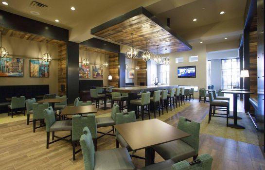 Restaurante Hampton Inn and Suites by Hilton Downtown St Paul MN