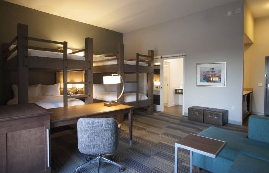 Habitación Hampton Inn and Suites by Hilton Downtown St Paul MN