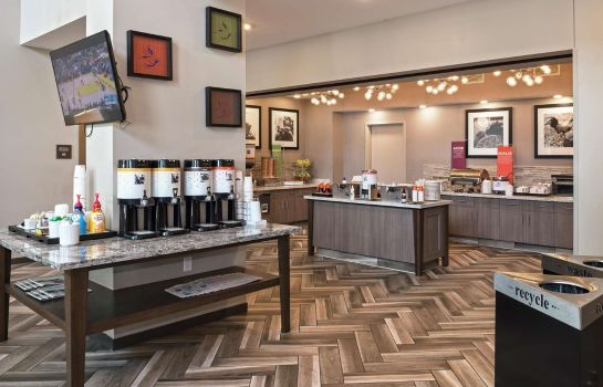 Restaurante Hampton Inn & Suites Minneapolis/Un