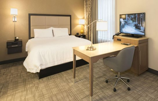 Suite Hampton Inn and Suites Minneapolis University Area MN