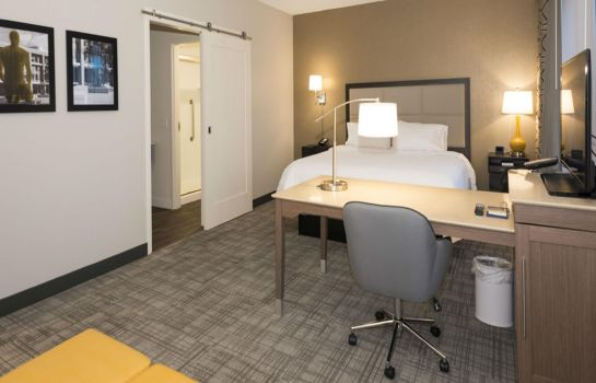 Suite Hampton Inn & Suites Minneapolis/Un