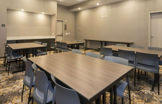 Sala de reuniones Hampton Inn and Suites Minneapolis University Area MN