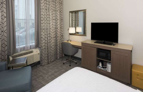 Habitación Hampton Inn & Suites Minneapolis/Un