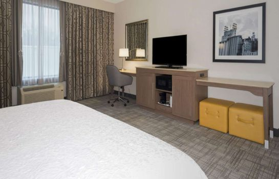 Habitación Hampton Inn and Suites Minneapolis University Area MN