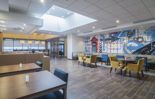 Restaurant Hampton Inn Chicago North-Loyola Station IL