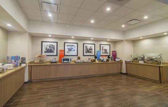 Restaurante Hampton Inn Chicago North-Loyola Station IL