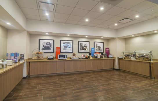 Restaurante Hampton Inn Chicago North-Loyola Station