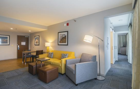 Suite Hampton Inn Chicago North-Loyola Station IL