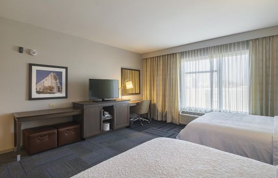 Habitación Hampton Inn Chicago North-Loyola Station IL