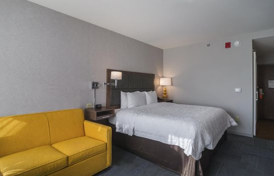 Kamers Hampton Inn Chicago North-Loyola Station IL