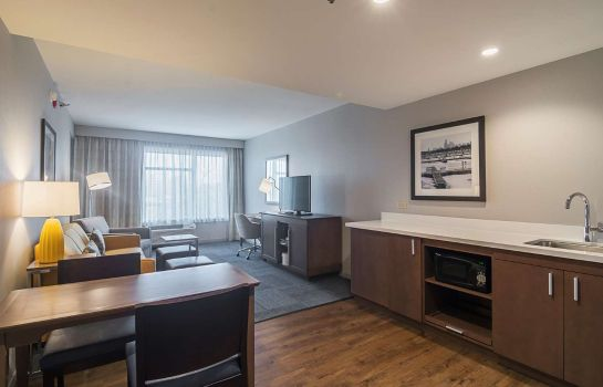 Habitación Hampton Inn Chicago North-Loyola Station