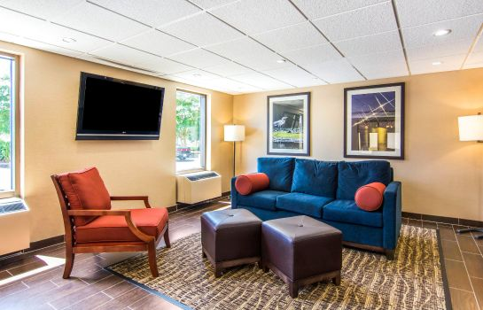 Hol hotelowy Comfort Inn Newport News/Williamsburg East