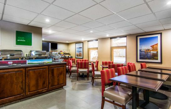 Restaurant Comfort Inn Newport News/Williamsburg East