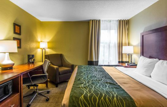 Chambre Comfort Inn Newport News/Williamsburg East