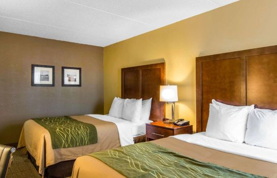 Chambre Comfort Inn Newport News/Williamsburg Ea