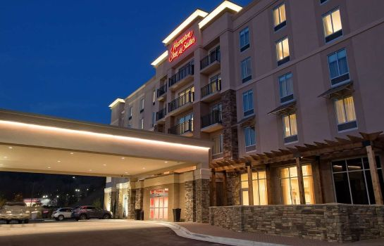 Exterior view Hampton Inn - Suites Boone NC