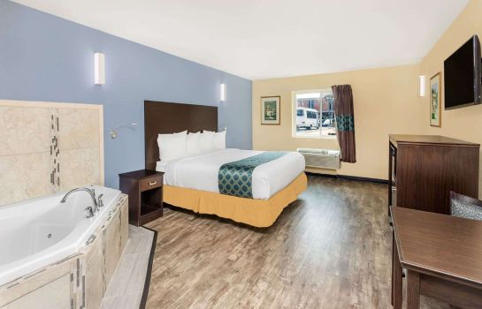 Zimmer DAYS INN NOLA PONTCHARTRAIN