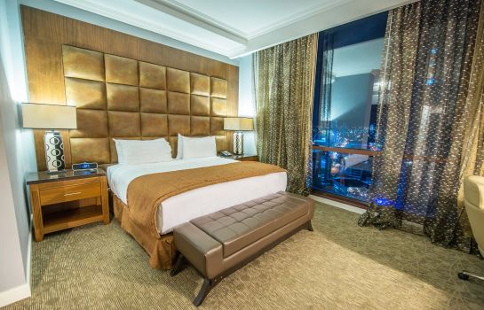 Single room (superior) Eurostars Panama City