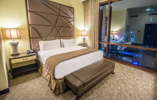 Double room (superior) Eurostars Panama City