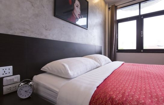 Chambre double (confort) Kama Bangkok Boutique Bed & Breakfast