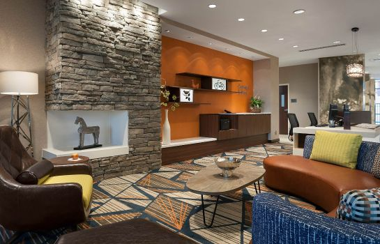 Hotelhalle Fairfield Inn & Suites Rock Hill