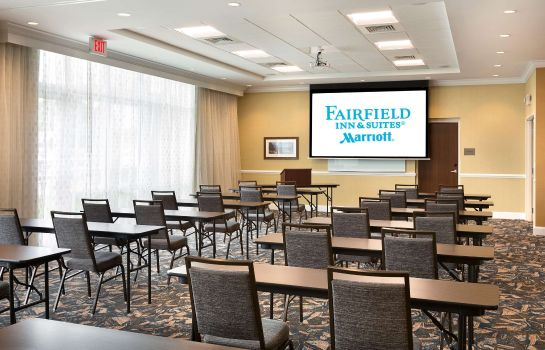 Sala congressi Fairfield Inn & Suites Rock Hill