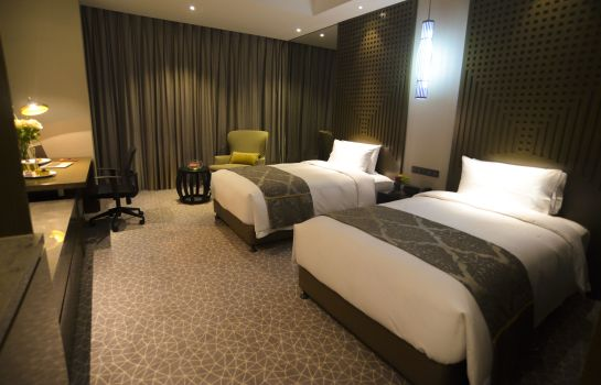 Habitación doble (confort) Grand Kingtown Hotel Wuxi