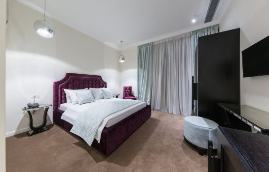 Single room (standard) The Mansion Boutique Hotel