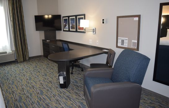 Chambre Candlewood Suites NASHVILLE - METRO CENTER