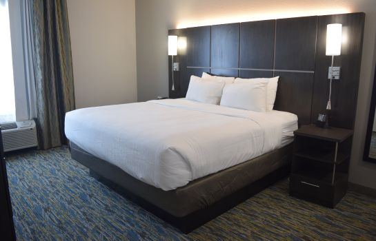 Zimmer Candlewood Suites NASHVILLE NORTH
