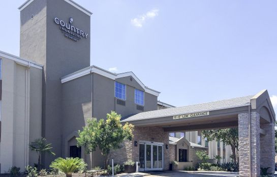 Außenansicht Country Inn and Suites By Carlson San Antonio Med Ct