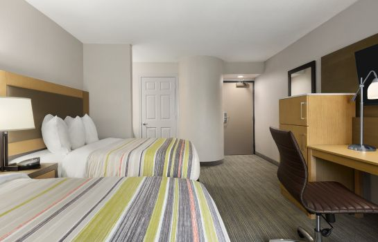Zimmer Country Inn and Suites By Carlson San Antonio Med Ct