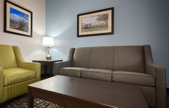 Suite BEST WESTERN PLUS LONESTAR INN