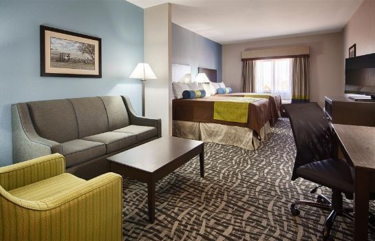 Suite Best Western Plus Lonestar Inn & Suites