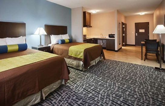 Chambre BEST WESTERN PLUS LONESTAR INN