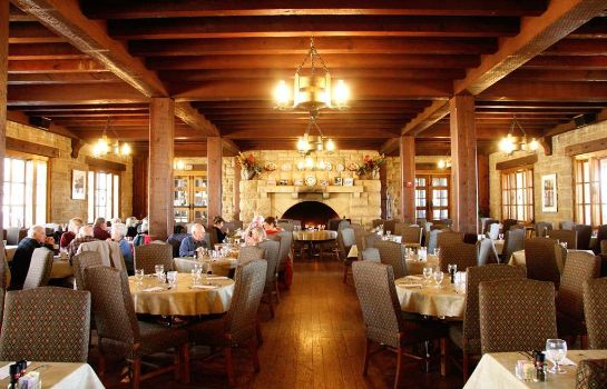 Restaurant BEST WESTERN PERE MARQUETTE LODGE AND CO
