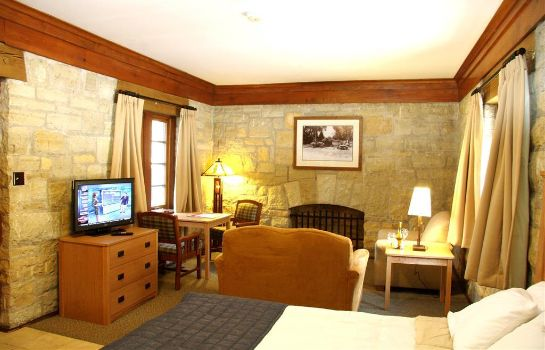 Chambre BEST WESTERN PERE MARQUETTE LODGE AND CO