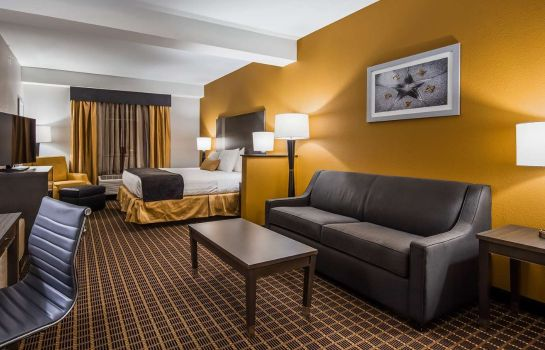 Suite Best Western Plus Lampasas Inn & Suites