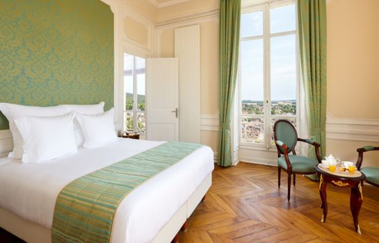 Junior suite Château Saint-Michel