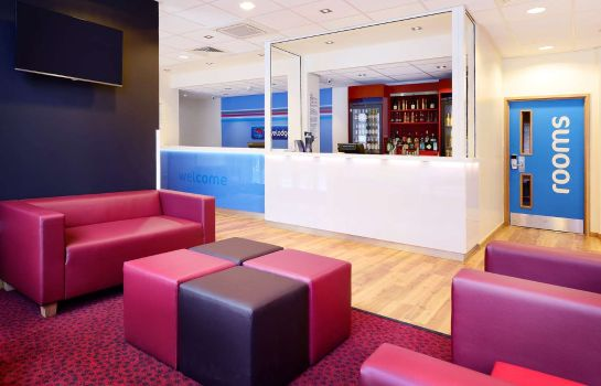 Hotelhal TRAVELODGE LONDON FINSBURY PARK