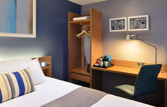 Zimmer TRAVELODGE LONDON FINSBURY PARK