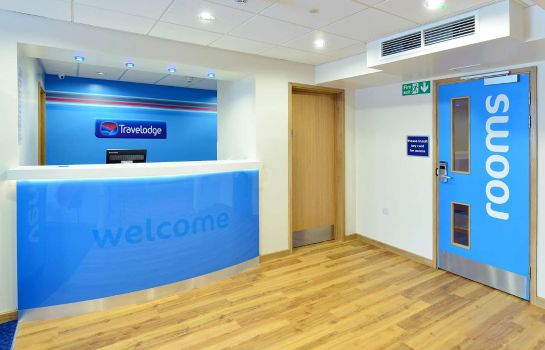 Hotelhal TRAVELODGE BICESTER