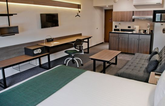 Room City Express Suites Pue FINSA