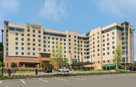 Vue extérieure Embassy Suites by Hilton Berkeley Heights